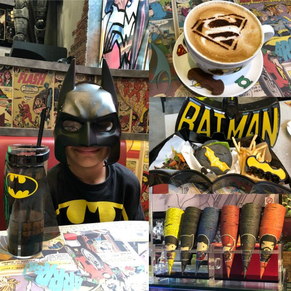 DC Super Comics Super Heroes Cafe Review Singapore Menu Promotions Discounts Food Kids Child Friendly Restaurants MBS Takashimaya 20