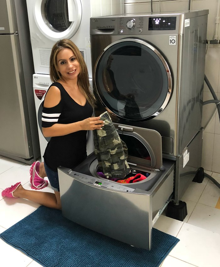 LG TWINWash Washing Machine Singapore Promotions Where to Buy Best Laundry Machine for Family