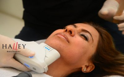 "Ultherapy – ""The Non-Surgical Facelift"" / Before & After Pictures at Halley Medical Aesthetics"