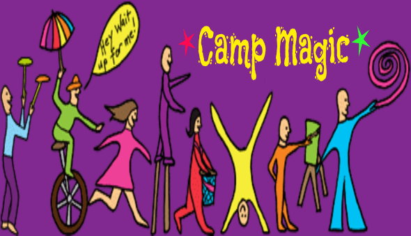 """Camp Magic"" – A Great Creative Arts Holiday Program For Kids"