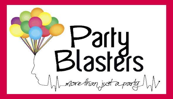 "Party Blasters – A ""One Stop"" Shop for Balloons, Activities and Much More!"