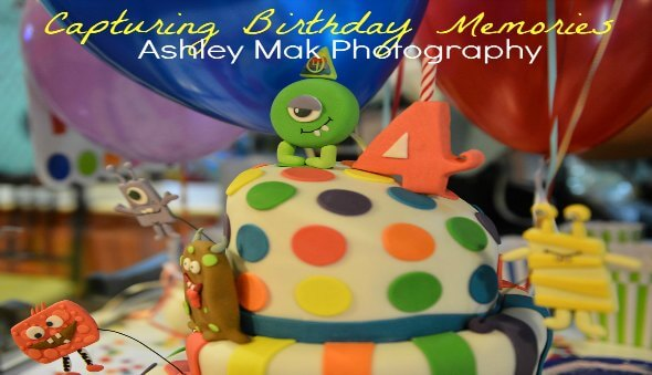 Ashley Mak Photography – Capturing Birthday Memories That Last A Lifetime
