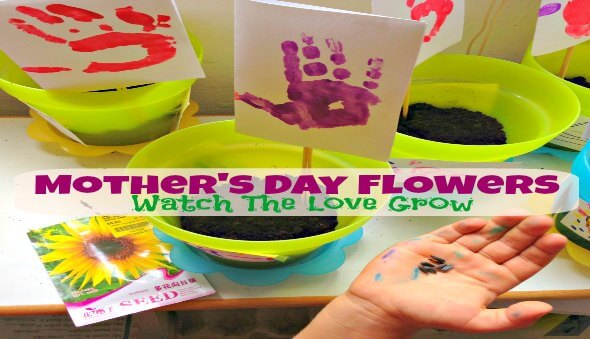 Mother's Day Flowers - Watch the Love Grow
