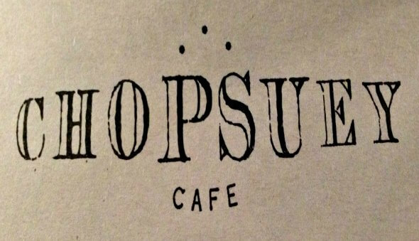 Chopsuey Café – A New Restaurant by P.S. Café in Dempsey