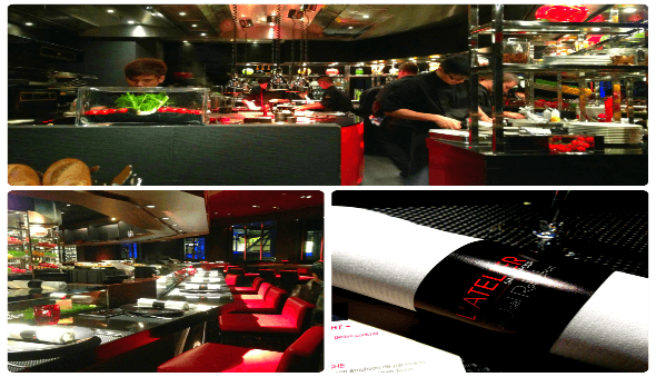 Ladies Night at L'Atelier de Joël Robuchon