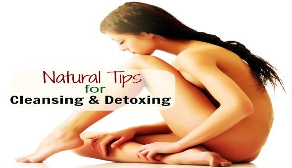 Natural Tips For Cleansing & Detoxing Your Body from Environmental Pollutants