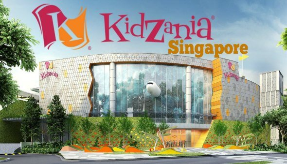 KidZania Is Coming Soon to Singapore!
