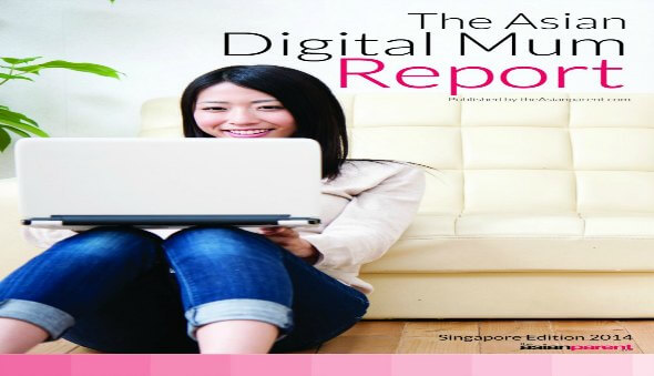 An Overview of The Asian Digital Mum Report