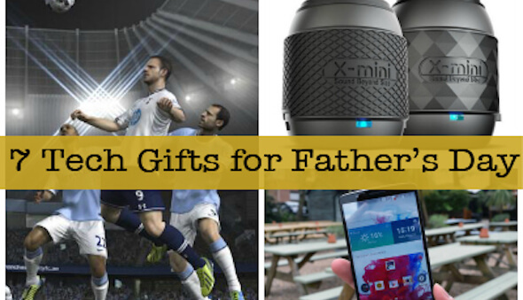 "Stuff.tv's ""Tech"" Father's Day Gift Ideas"