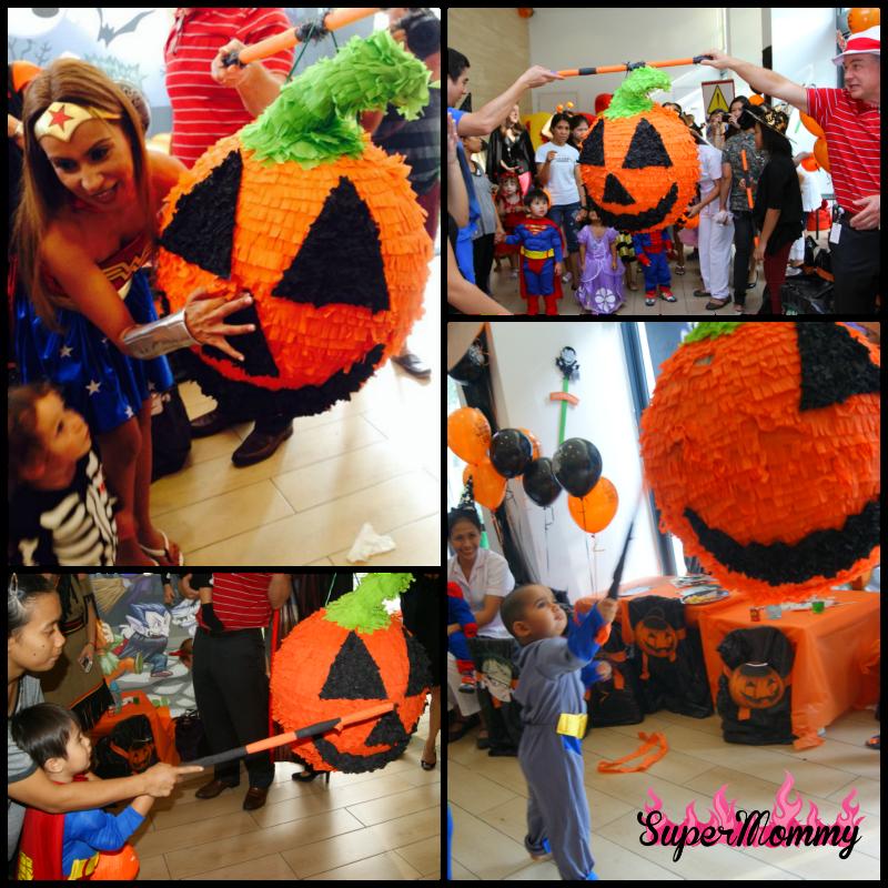 How to Make a Halloween Jack-o-Lantern Pumpkin Pinata