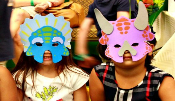 A Dinosaur Themed Kid's Birthday Party – Photo Gallery!!