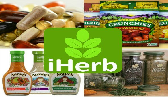 "iHerb – My Favorite ""Healthy Food"" Shopping Site"
