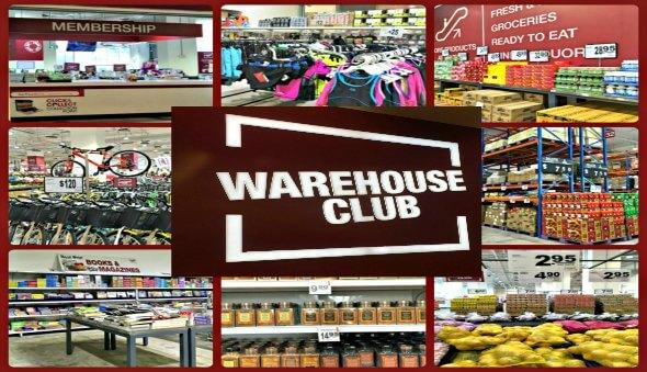 """Warehouse Club"" – Great Value for Family Bulk Shopping"