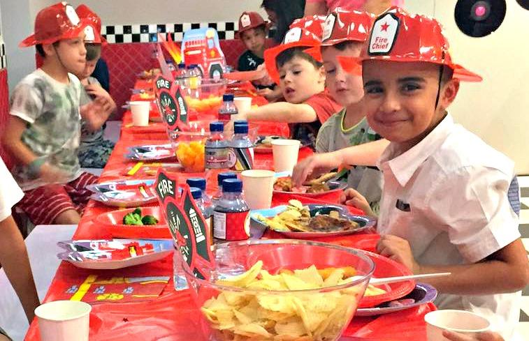KidZania Singapore Kids Unique Birthday Party Venue