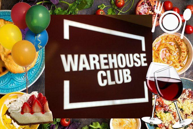 Warehouse Club Kids Birthday Party Food Catering Goodie Bags Bulk Costco Singapore