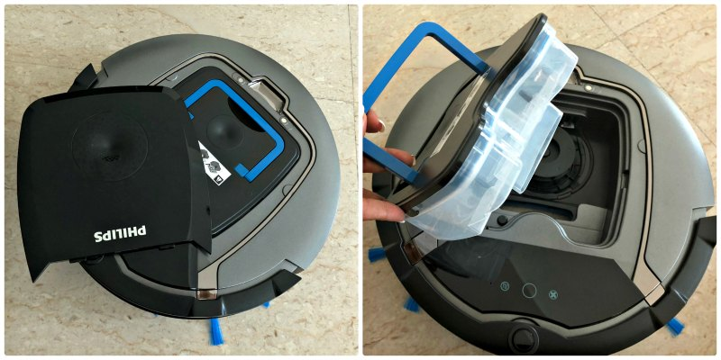 7 Philips SmartPro Active Robot Vacuum Cleaner FC822001 Review Price Promotion Buy