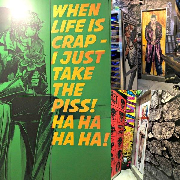 1 DC Super Comics Super Heroes Cafe Review Singapore Menu Promotions Discounts Food Kids Child Friendly Restaurants MBS Takashimaya