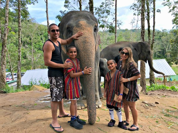 Elephant Jungle Sanctuary Things to do in Phuket Chiang Mai with Kids