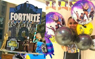 "How to Plan an Epic ""Fortnite"" Birthday Party!"