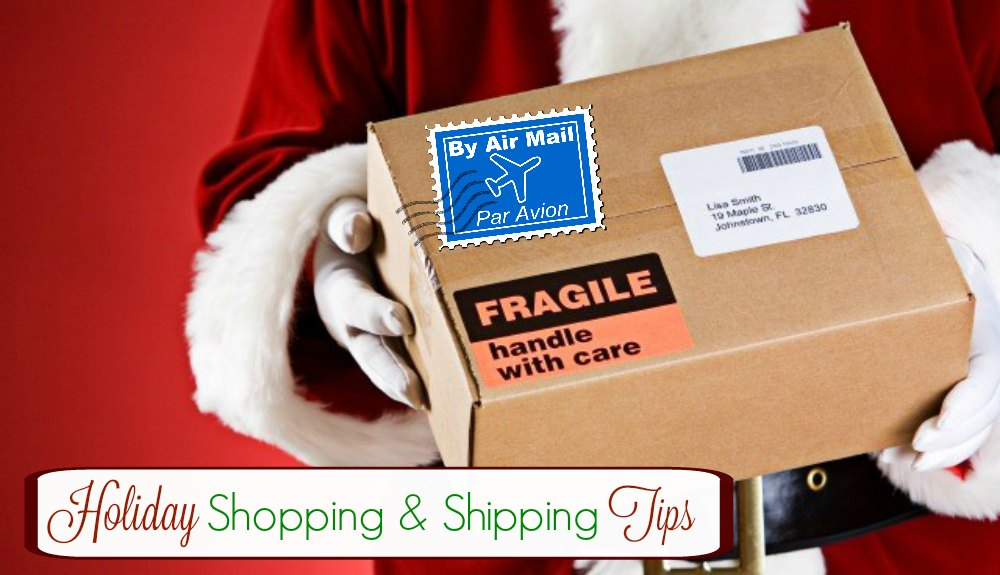 "How to us a ""Package Forwarding Service"" for your Holiday Shipping!"
