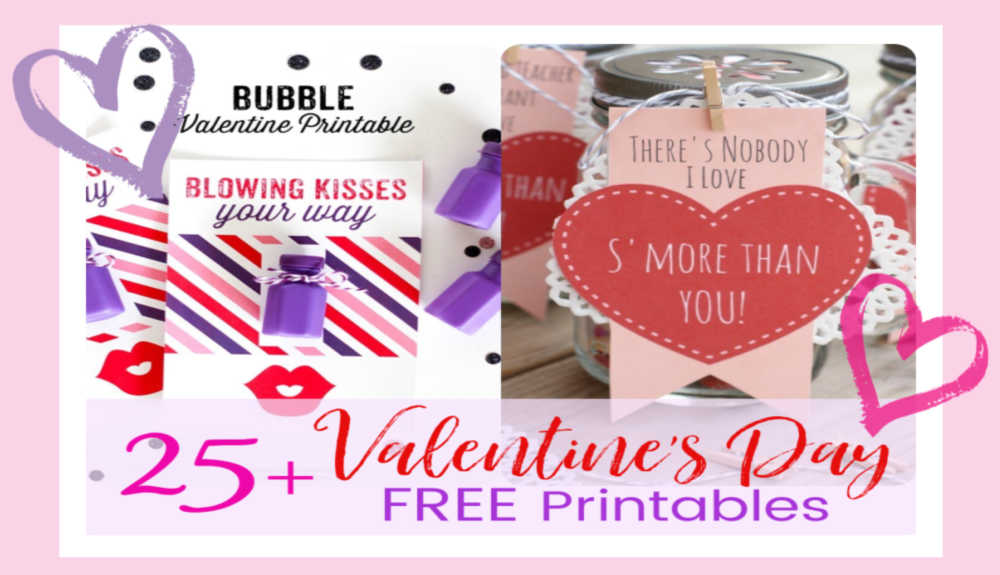 25+ Unique Valentine's Day Cards for Kids