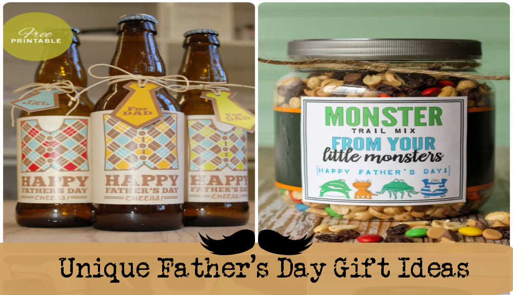 Unique Father's Day Gift Ideas for Dad!